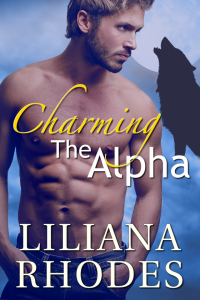 Charming The Alpha by Liliana Rhodes