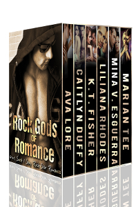 Rock Gods of Romance Boxed Set