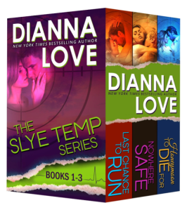 The Slye Temp Series Dianna Love