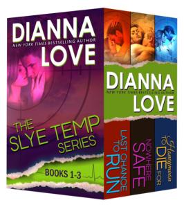 The Slye Temp Series Dianna Love