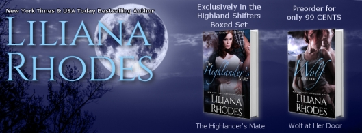 shifter romance by Liliana Rhodes