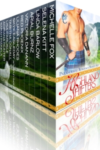 Highland Shifters 3D Liliana Rhodes