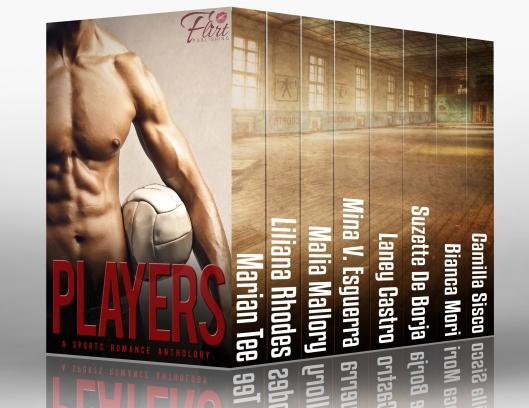 Players Sports Romance boxed set by Liliana Rhodes, Marian Tee, Malia Mallory, Mina V. Esguerra